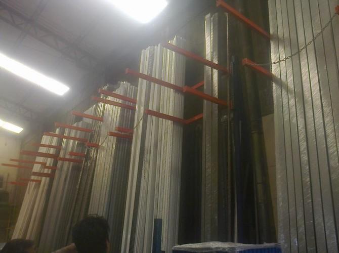cantilever vertical