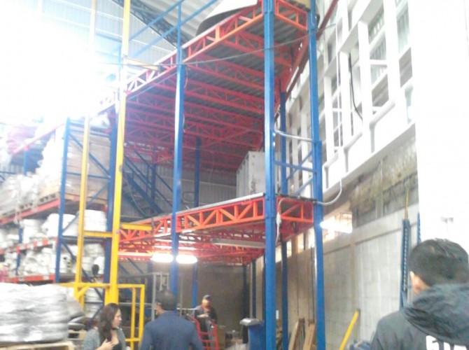 mezzanine racks (2)